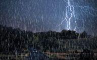 هشدار سیلاب در ۹ استان/ وزش باد شدید در ۲۱ استان