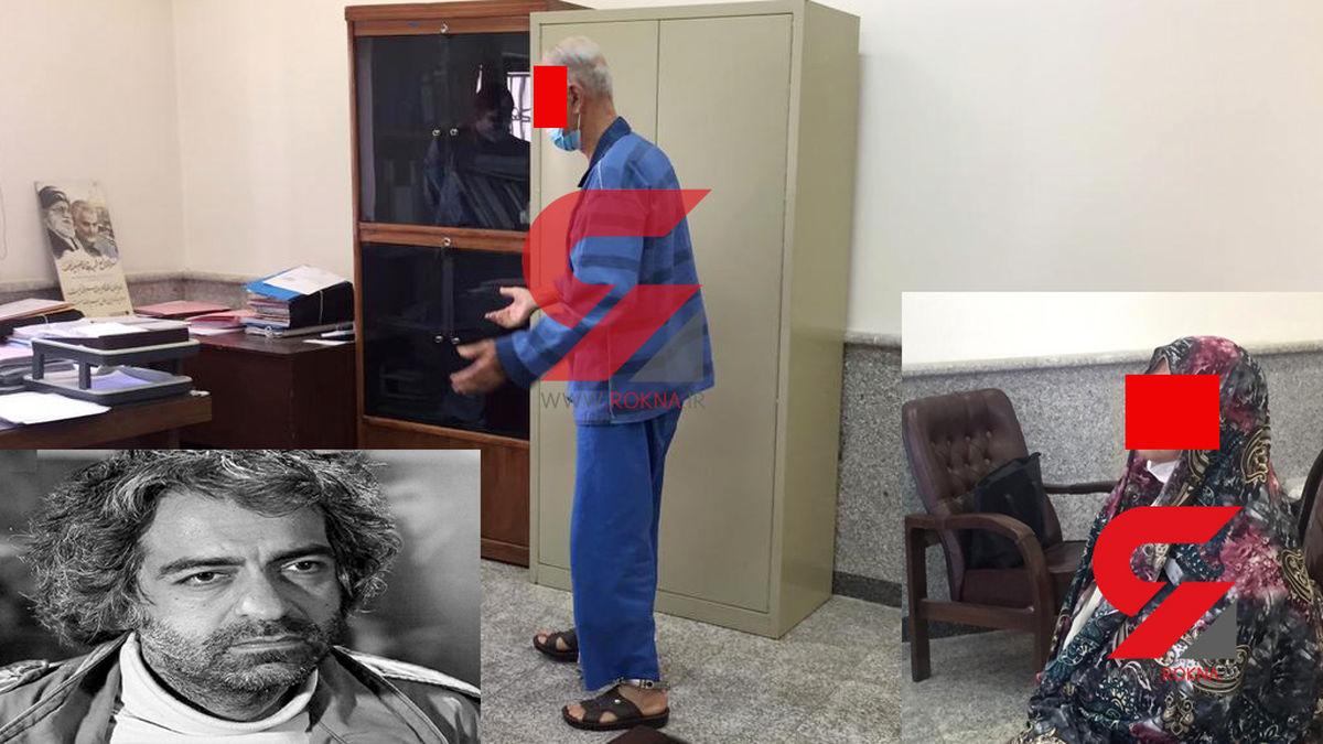 اعتراف باورنکردنی پدر بابک خرمدین برای قتل پسرش +عکس