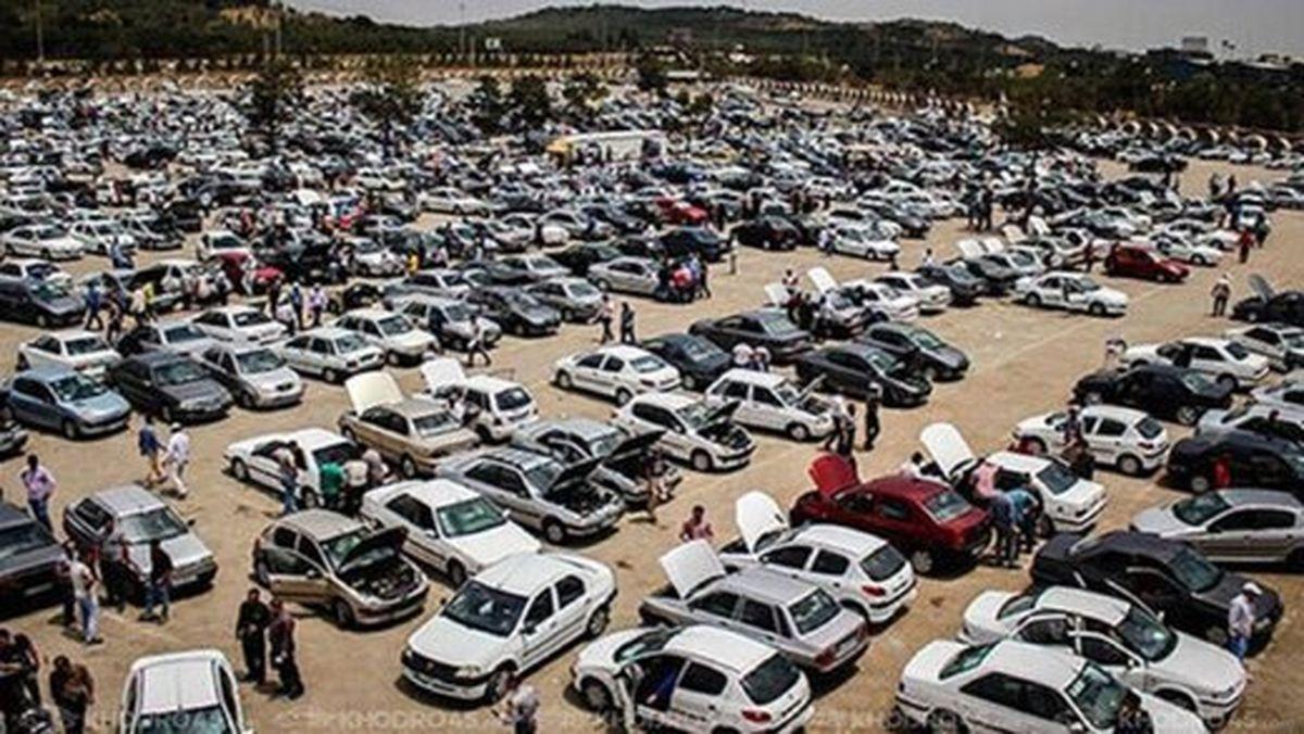منتظر ریزش40 درصدی قیمت خودرو باشید!؟