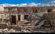 لحظه وقوع زلزله در گناوه +فیلم