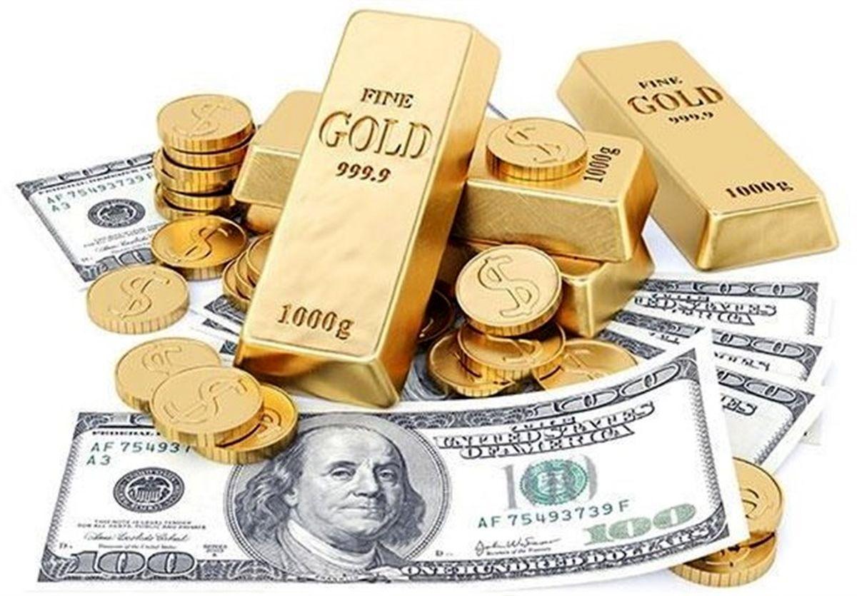 قیمت طلا، سکه و دلار امروز ۱۴۰۰/۰۱/۱۱