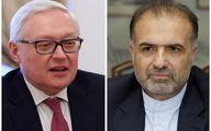 رایزنی مقام ایرانی و روس درباره مذاکرات وین