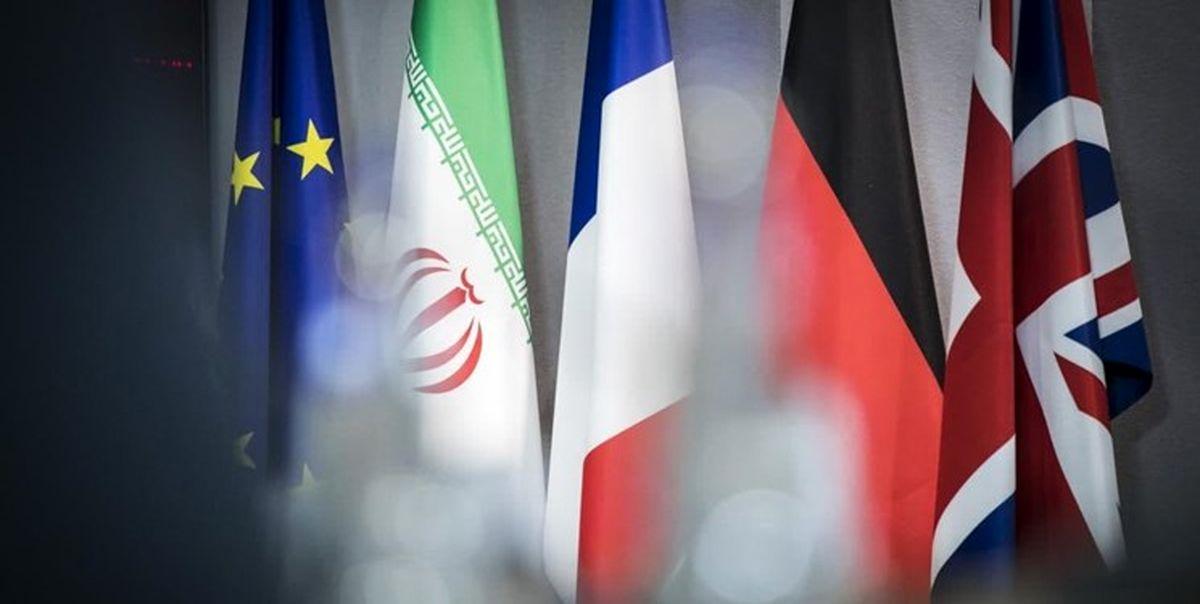 نشست 3 کشور اروپایی و آمریکا درباره ایران