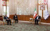 در دیدار قالیباف و وزیر خارجه پاکستان چه گذشت؟