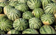 هندوانه هر کیلو ۱۰۰۰۰ تومان!
