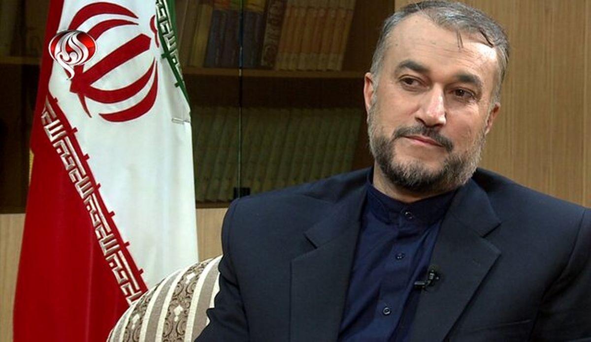 امیرعبداللهیان: ایران با قدرت در کنار سوریه خواهد ماند