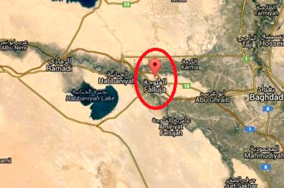 بازداشت سرکرده داعشی در عراق