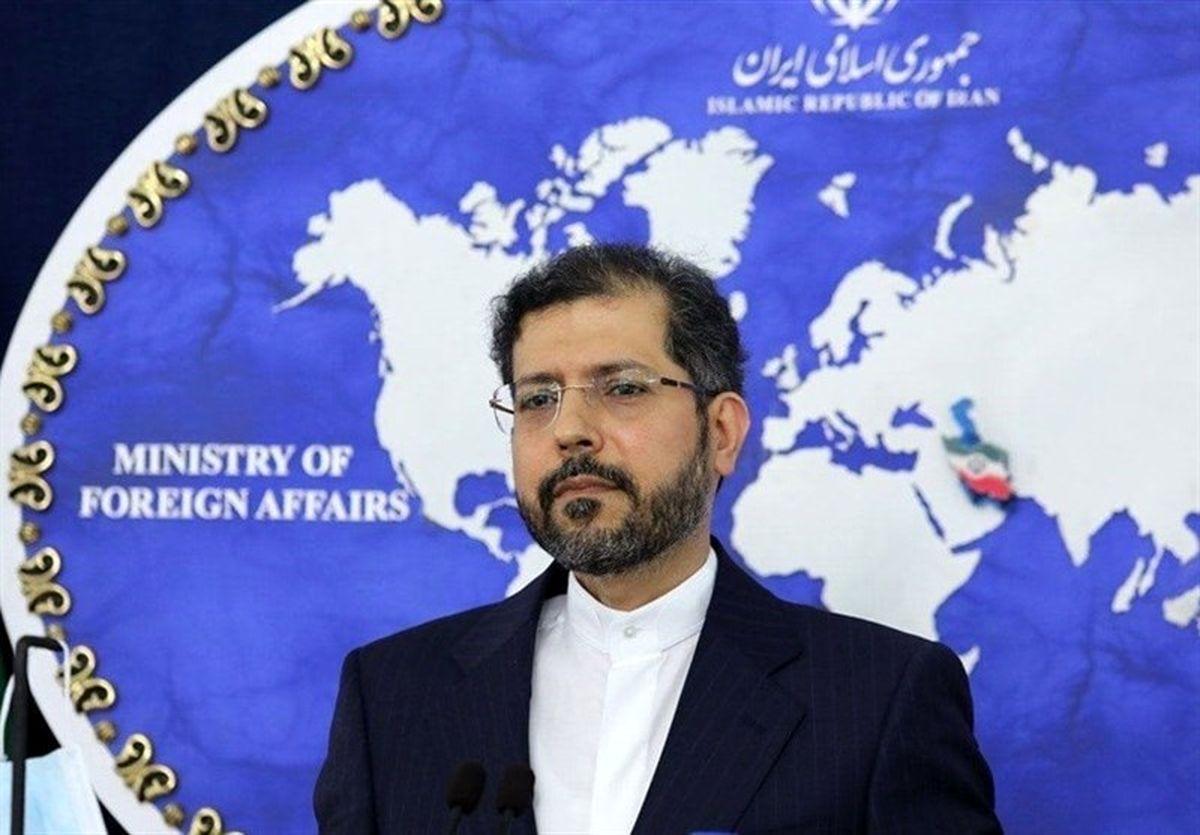 سخنگوی وزارت خارجه: ادامه مذاکرات با دولت جدید است