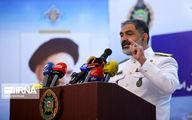 دریادار ایرانی: نیروی دریایی ارتش توان ساخت یگان های رزمی را دارد