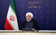 روحانی: به روند عبور پیک چهارم کرونا رسیدهایم