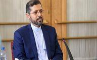 خطیب زاده: ایران هیچ پیامی از آمریکا دریافت نکرده است