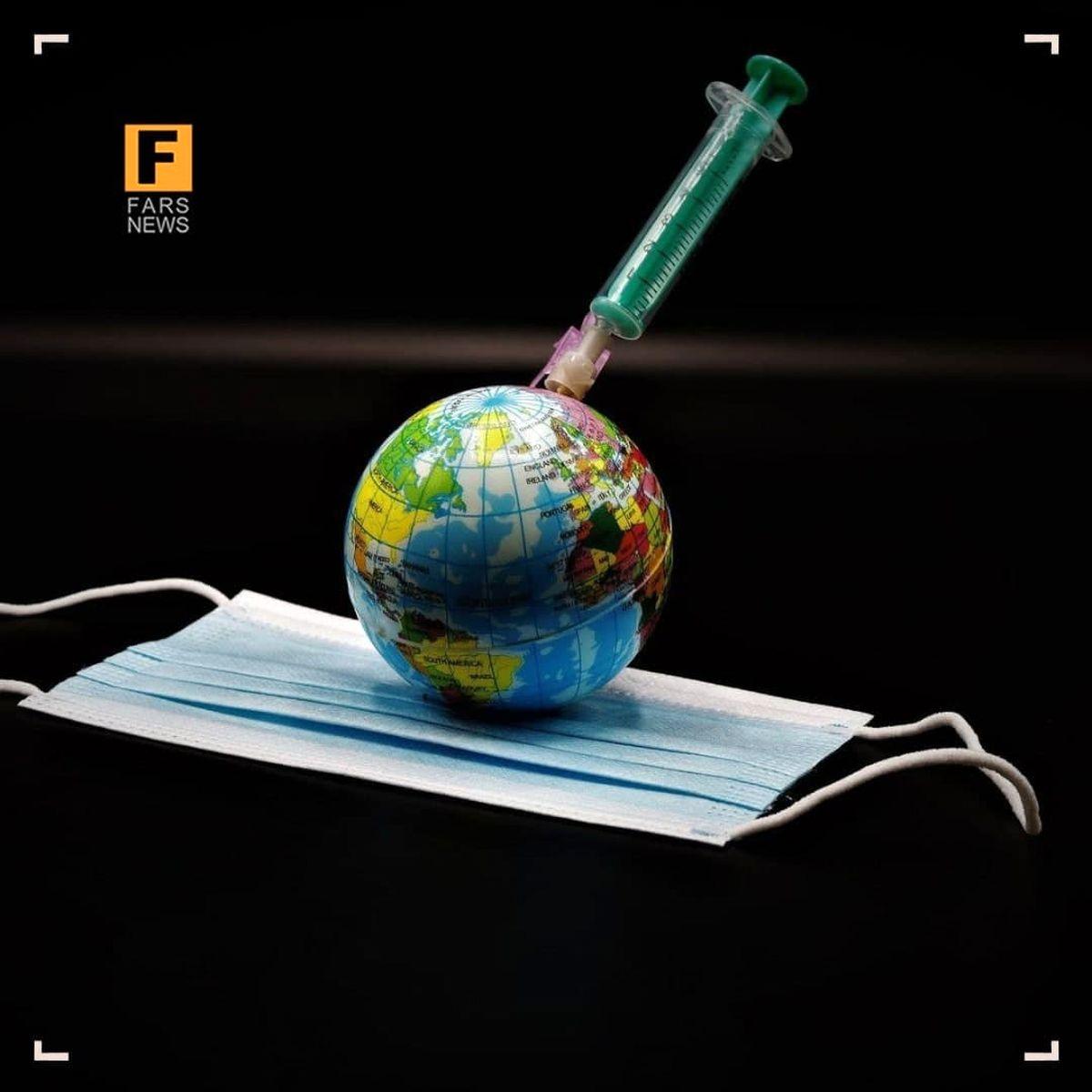 چند درصد مردم جهان در برابر کرونا واکسینه شدهاند؟