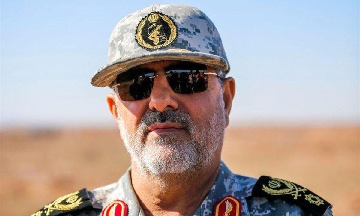 سردار پاکپور: آمادگی برخورد با اقدامات علیه مرزهای کشور را داریم