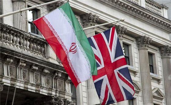 انگلیس برای ایران پیام فرستاد