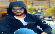 عکس خاص سینا مهراد کنار خواننده معروف جنجال به پا کرد