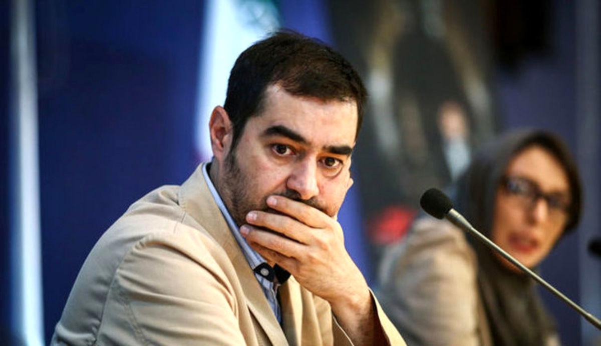 شهاب حسینی هم قهر کرد! +عکس