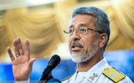 دریادار سیاری: از هیچ کشوری درخواست نکردیم که مشکل داریم و میخواهیم پهلو بگیریم