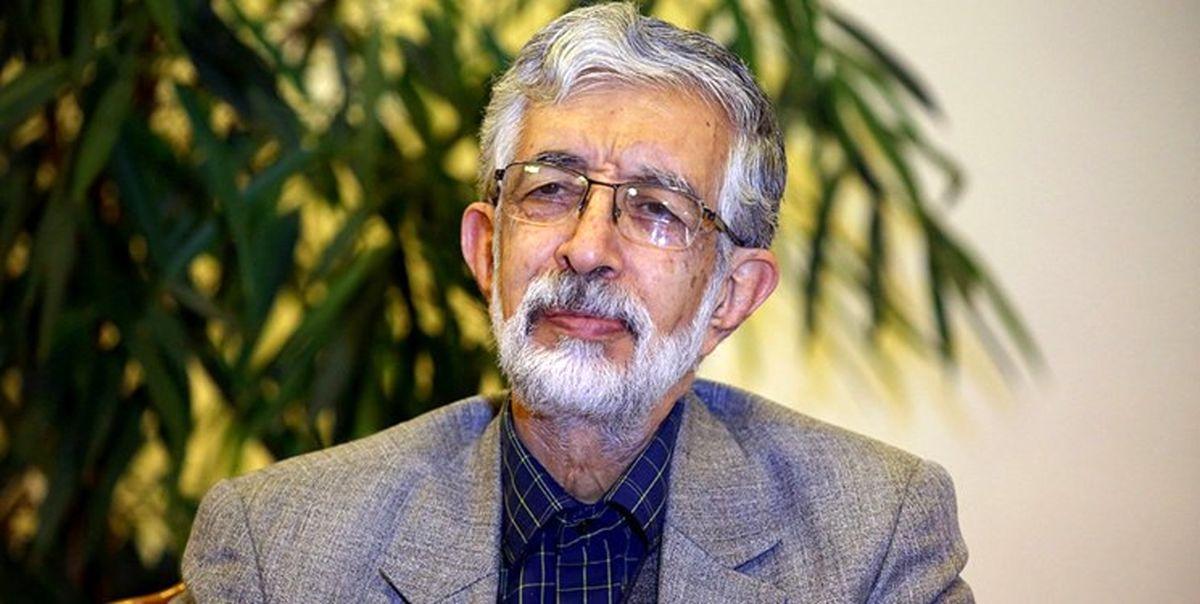 حدادعادل: آمدن احمدی نژاد در انتخابات را در نظر نگیرید