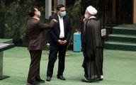 تصاویر: صحن علنی مجلس ۱۹ خرداد ۱۴۰۰