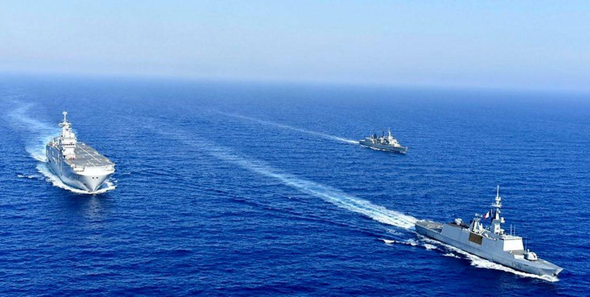 تنشها بین ترکیه و یونان بالا گرفت