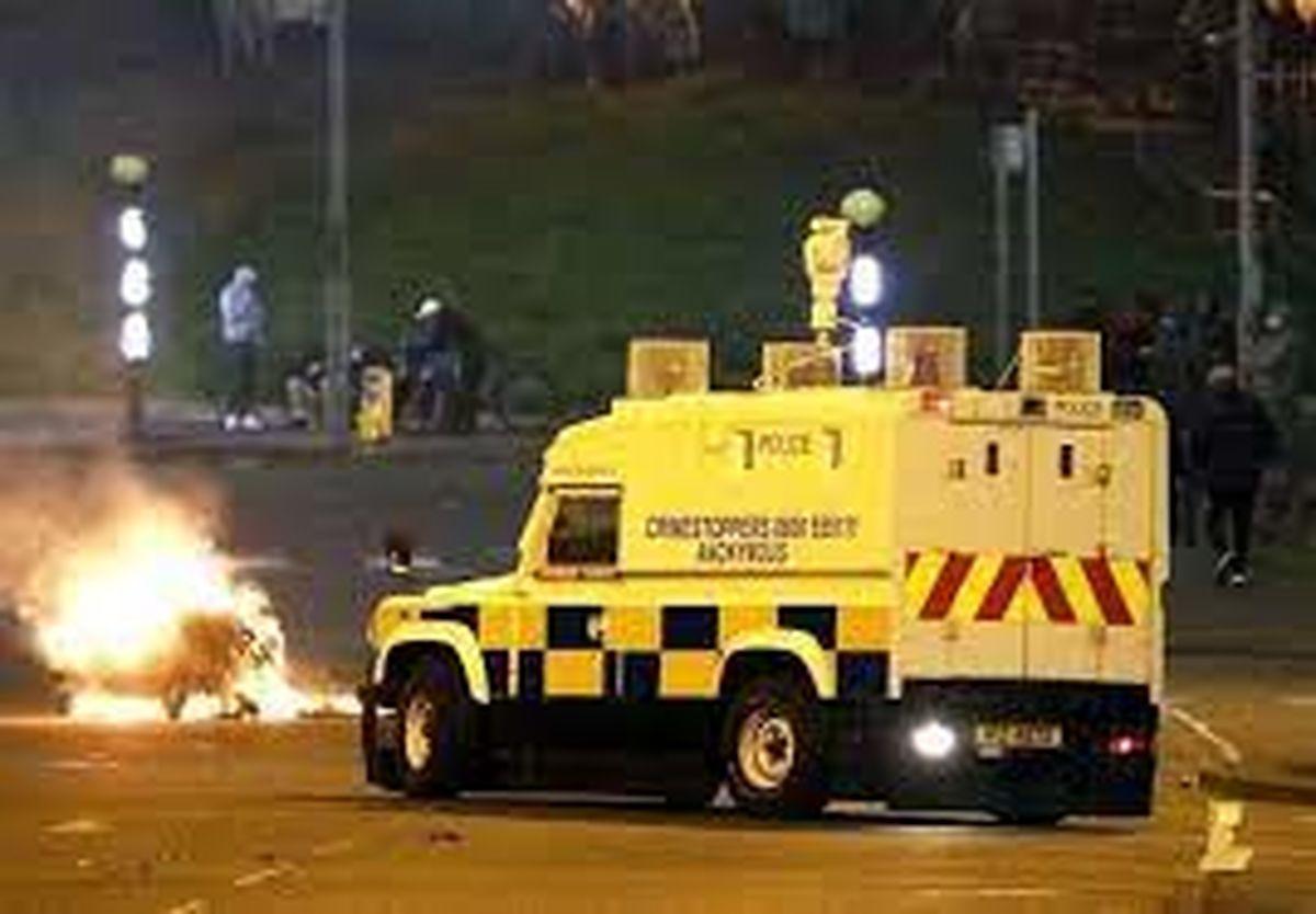 بالا گرفتن خشونت در ایرلند شمالی
