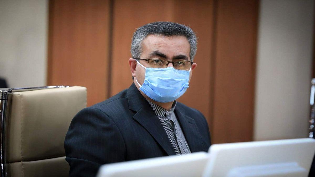 فحاشی مدیر ارشد وزارت بهداشت به منتقدان!