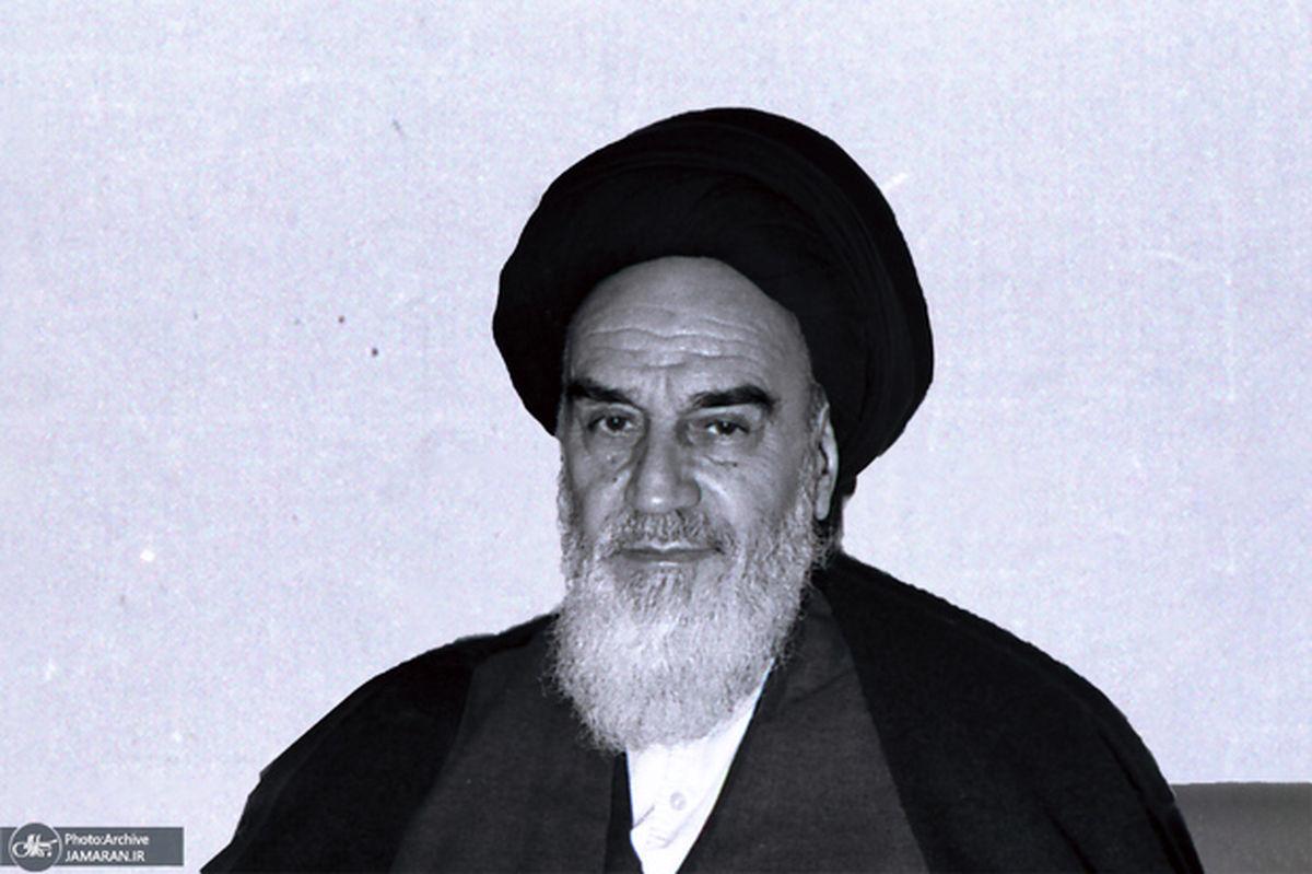 دستخط منتشرنشده امام خمینی پشت قرآن +عکس