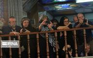 تصاویر: گردشگران خارجی در مجالس عزاداری ماه محرم یزد