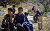 تصاویر: روحانی روستا