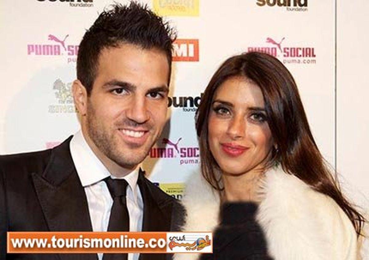 ازدواج فوتبالیست مطرح با زنی ۱۳ سال بزرگتر! +عکس
