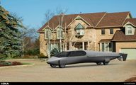 با این خودرو در آسمان بال بزنید!/تصاویر