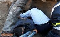 فوت یک تهرانی به دلیل ریزش آوار در محله شادآباد