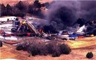 حادثه انفجار در چاه گاز/ ۵ کارگر مفقود شدند +تصاویر