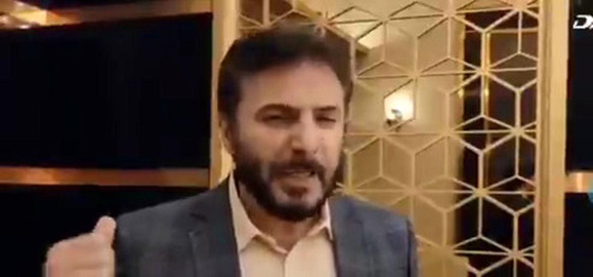 تبلیغ آقای بازیگر برای خرید خانه در دبی جنجال بپا کرد +فیلم