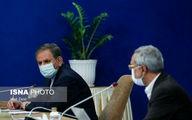 تصاویر: جلسه شورای اقتصادی با حضور سران سه قوه