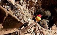 ریزش سقف یک ساختمان متروکه در ملارد