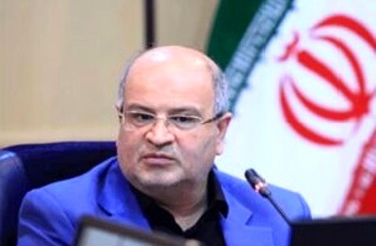 افزایش بستری مبتلایان به کرونا در بیمارستانهای تهران