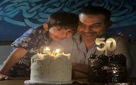 ۲ کیک عجیب در تولد پیمان معادی +عکس