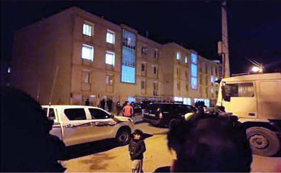 ۳قتل در خانه پدرزن توسط داماد مسلح! +عکس