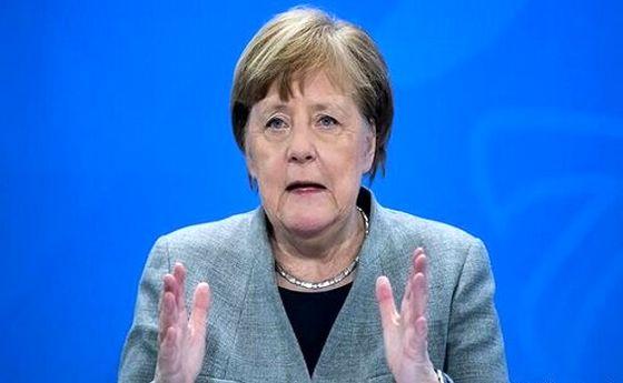 مخالفت «مرکل» با خروج نظامیان آمریکایی از آلمان