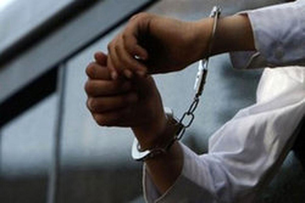 مرد کودک آزار در گرمسار دستگیر شد