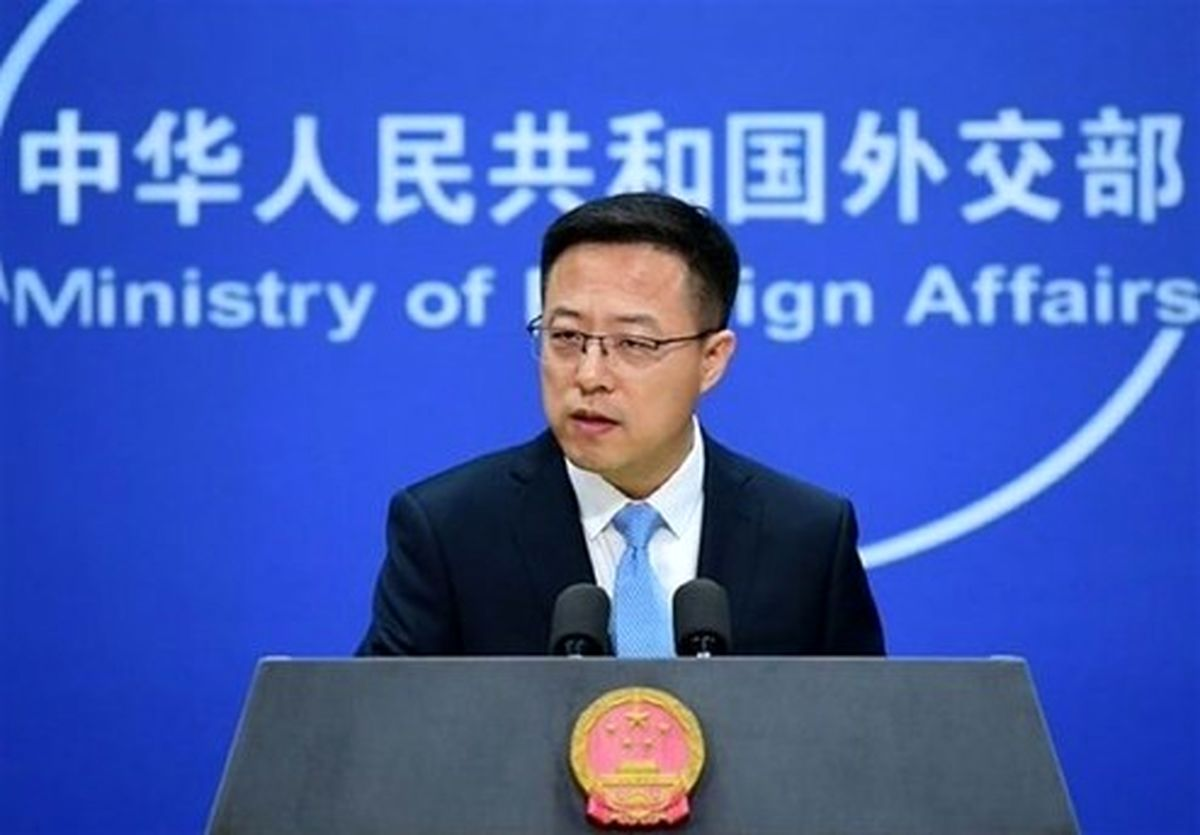 واکنش چین به نامه «ظریف» وزیر خارجه ایران به «جوسپ بورل»