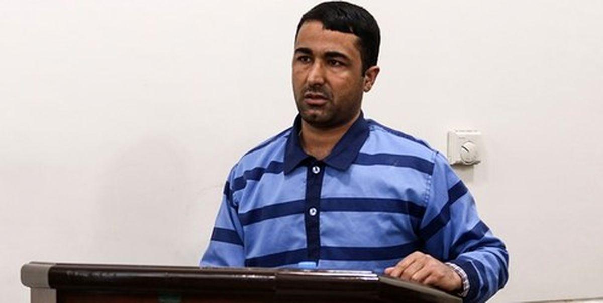 دار مجازات برای «مصطفی فَتَل» قاتل شهید مدافع امنیت+عکس