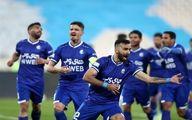 نتایج امروز بازیهای هفته دهم لیگ برتر