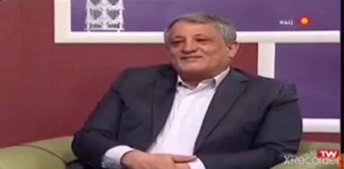 فیلم: تبریک محسن هاشمی بخاطر شکست ترامپ به مردم ایران