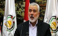 توصیه هنیه به کشورهای عربی خلیج فارس درباره ایران