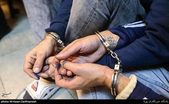 دستگیری دومین نفر از عوامل مسمومیت ناشی از مشروبات الکلی