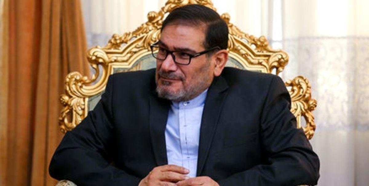 خبر شمخانی از دستور آزادی بازداشتیهای اخیر خوزستان