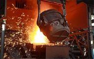 تولید فولاد ایران با رشد ۲۷ درصدی از ۸ میلیون تن گذشت