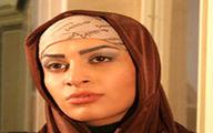تیپ نامتعارف بازیگر زن در یک مراسم +عکس
